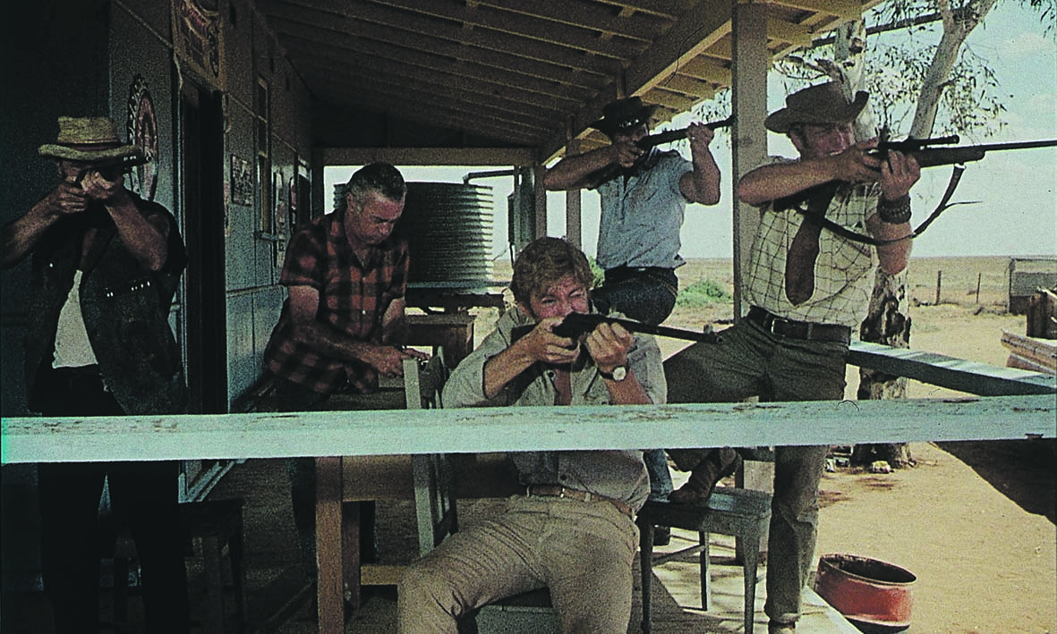 Wake in Fright (Outback)