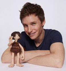 EARLY MAN – Eddie Redmayne